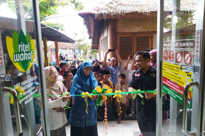 ACT meresmikan ritel wakaf ke-7 di Lombok
