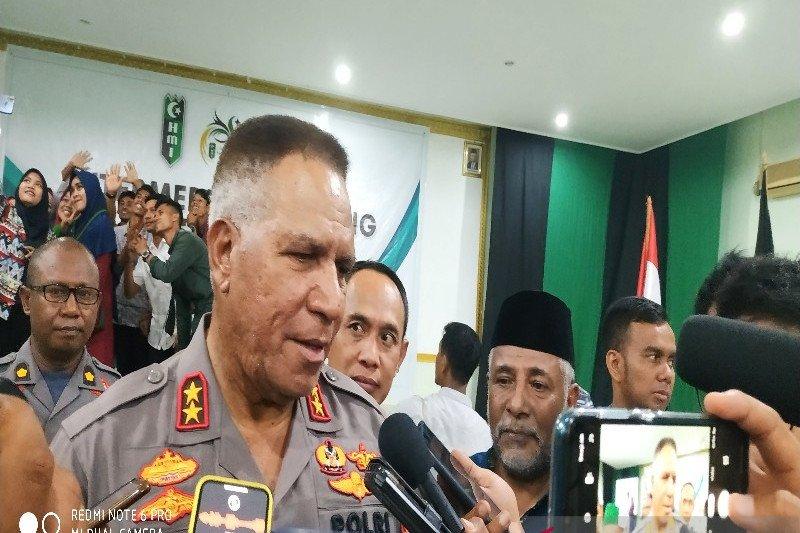 Kapolda Papua: Satu anggota Brimob tewas dalam kontak tembak