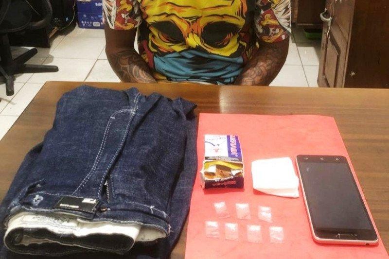 Seorang napi Lapas Sampit kedapatan kantongi sabu-sabu