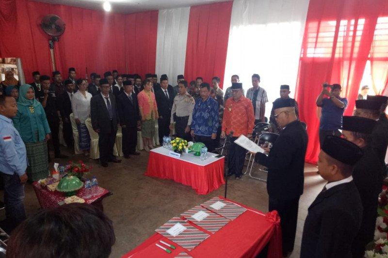 Ketua KPU Morowali Utara minta PPK jaga integritas