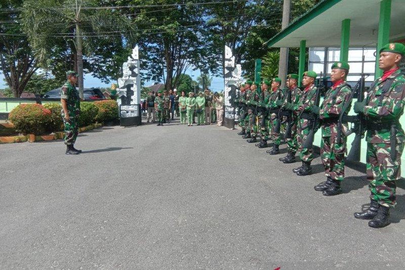 Pangdam II/Sriwijaya tekankan netralitas prajurit di Pilkada