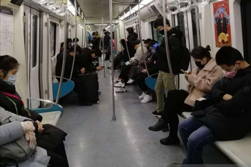Sejumlah  kota di China dibuka secara bertahap