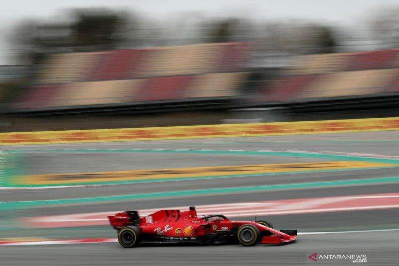 Jelang seri pembuka F1, Ferrari masih harus banyak berbenah