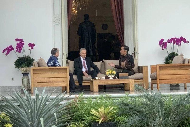 Blair akui pemindahan ibu kota RI bervisi luar biasa