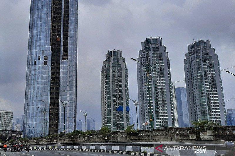 BMKG: Dua wilayah Jakarta berpotensi hujan pada Rabu siang dan sore hari