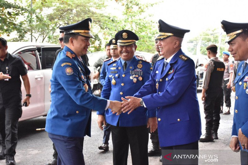 Mendagri Tito: UU Pemda tempatkan kebakaran urusan wajib pelayanan dasar