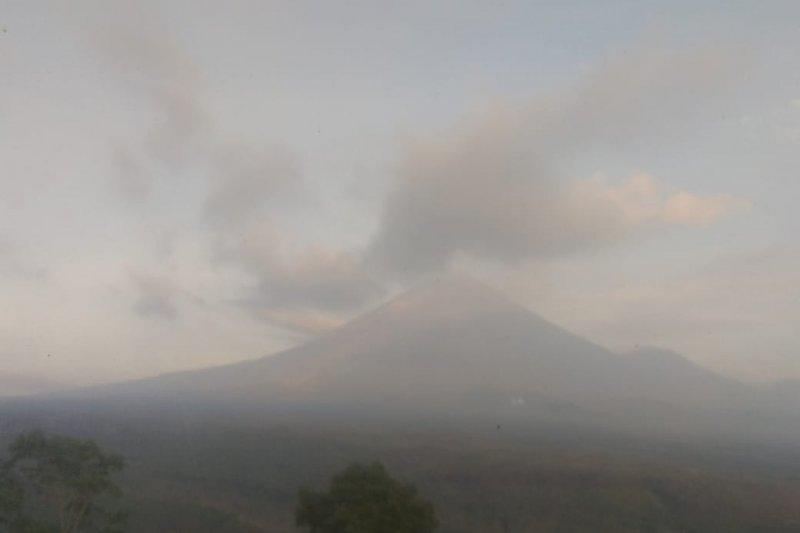 PVMBG: Gunung Semeru luncurkan tujuh kali guguran lava pijar