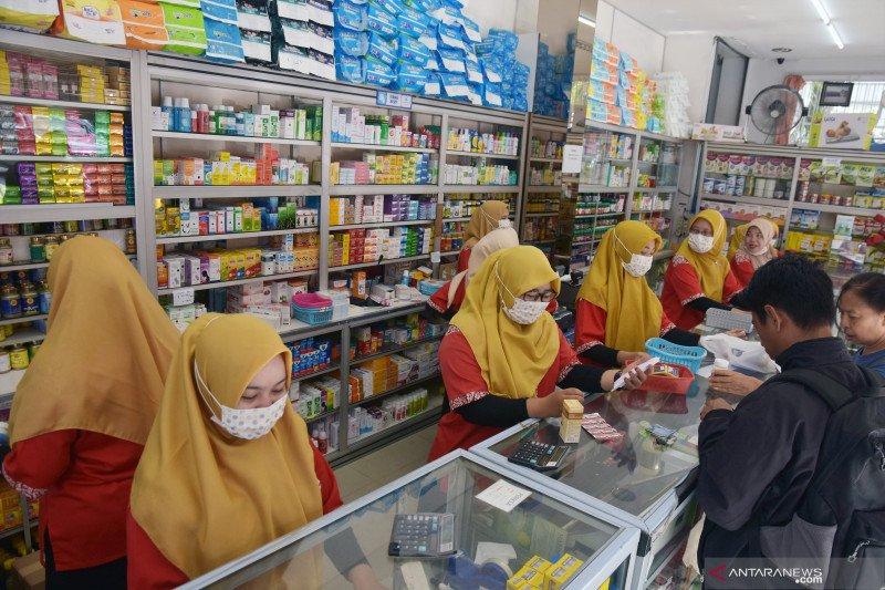 Relawan Muda Riau galang donasi buat masker antisipasi virus corona, begini penjelasannya