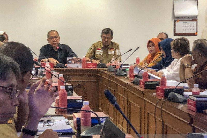 DPRD Yogyakarta mendorong BPN selesaikan penyusunan peta bidang tanah