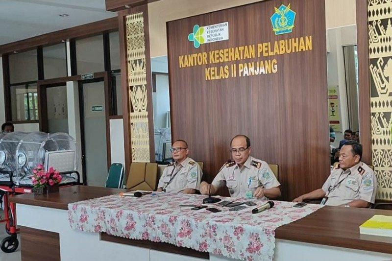 KKP itensifkan pengawasan terhadap tamu kedatangan ke Lampung