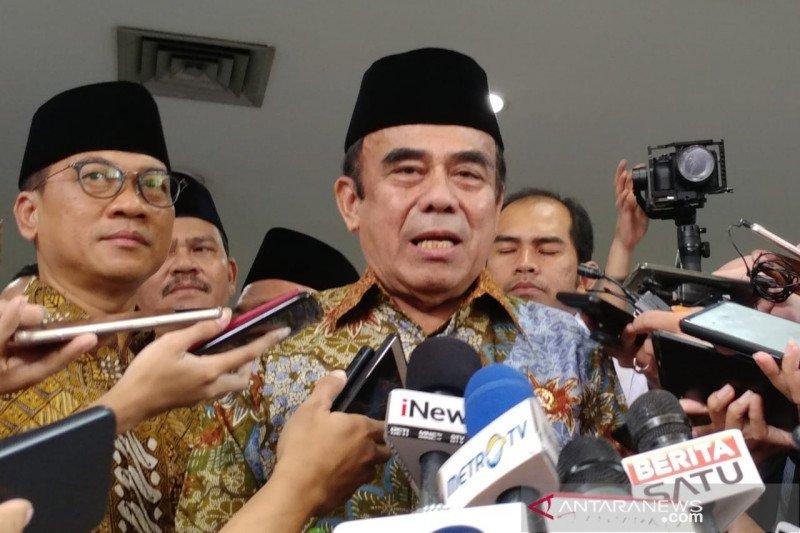 Pemotongan uang kuliah batal direalisasikan, Menteri Agama minta maaf