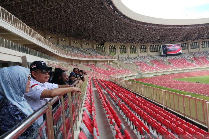 Stadion Papua Bangkit akan berganti nama menjadi Lukas Enembe