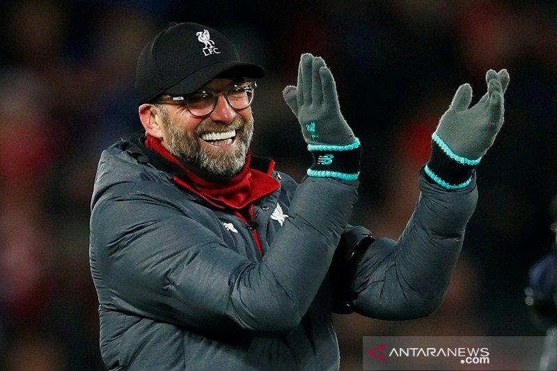Manajer Liverpool Klopp kegirangan bisa kembali berlatih di Melwood