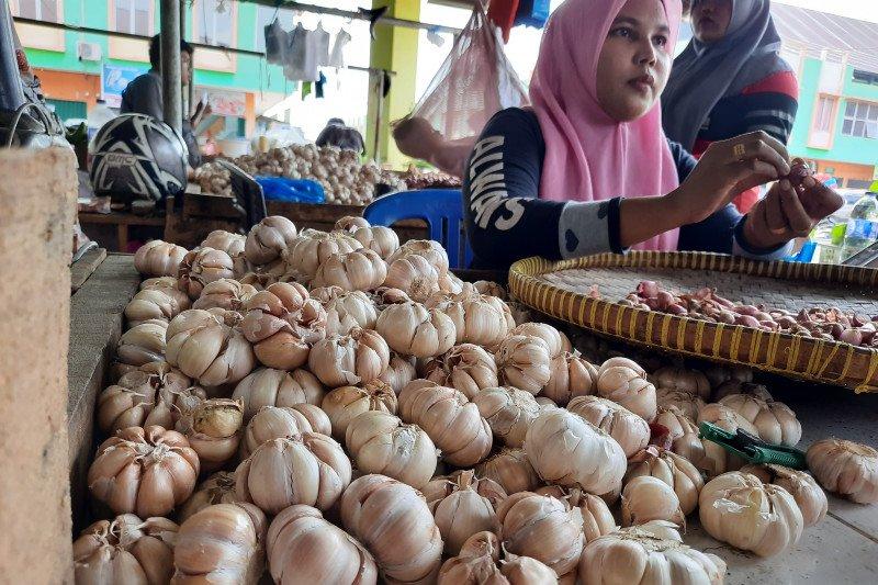 Bawang putih impor masuk Kabareskrim optimistis harga berangsur turun