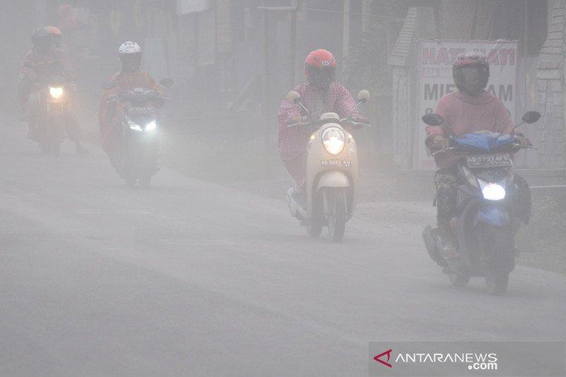 Aktivitas warga Magelang belum terganggu erupsi Merapi
