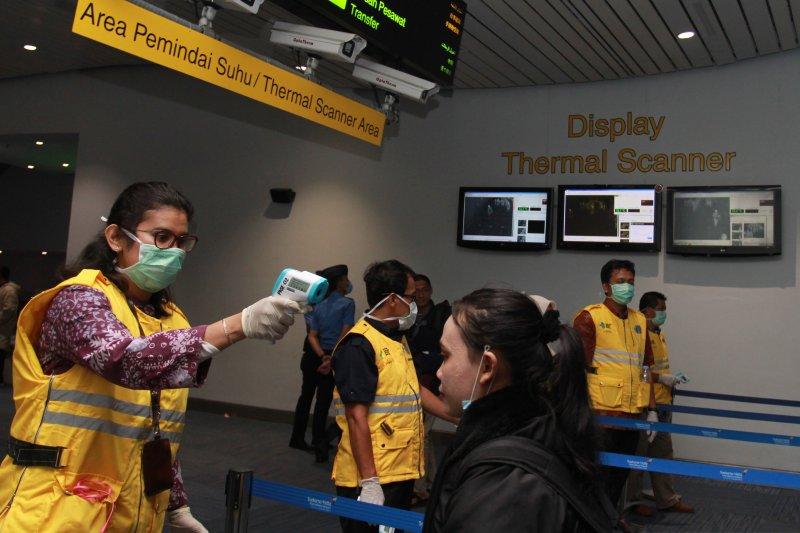 Imigrasi tolak 118 WNA masuk Indonesia terkait Covid-19