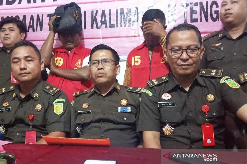 Mantan Kadis Transmigrasi Kapuas ditahan soal korupsi pengadaan pupuk