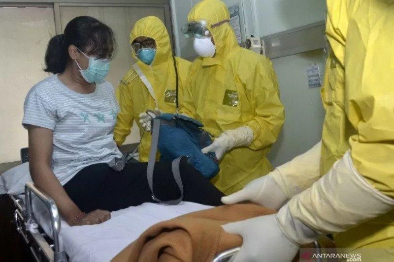 Kemenkes: Penyebar informasi pribadi pasien corona terancam sanksi