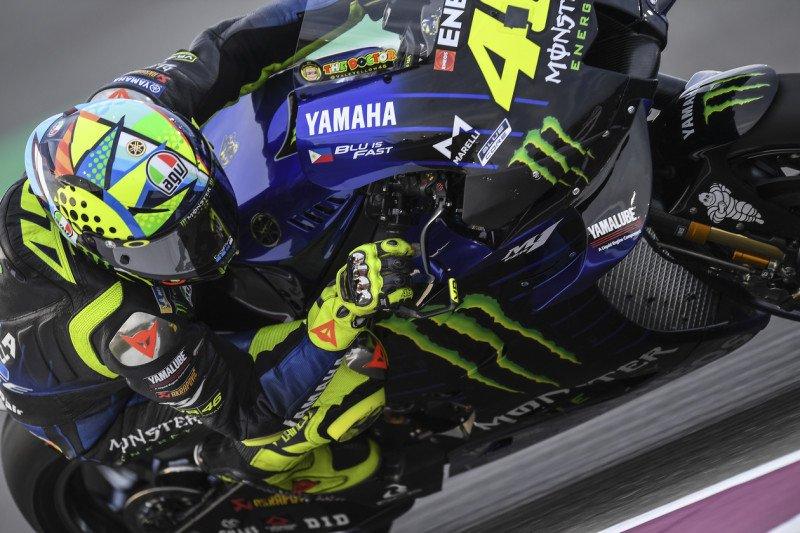 Rossi tak beri kepastian kapan harus kembali untuk balapan