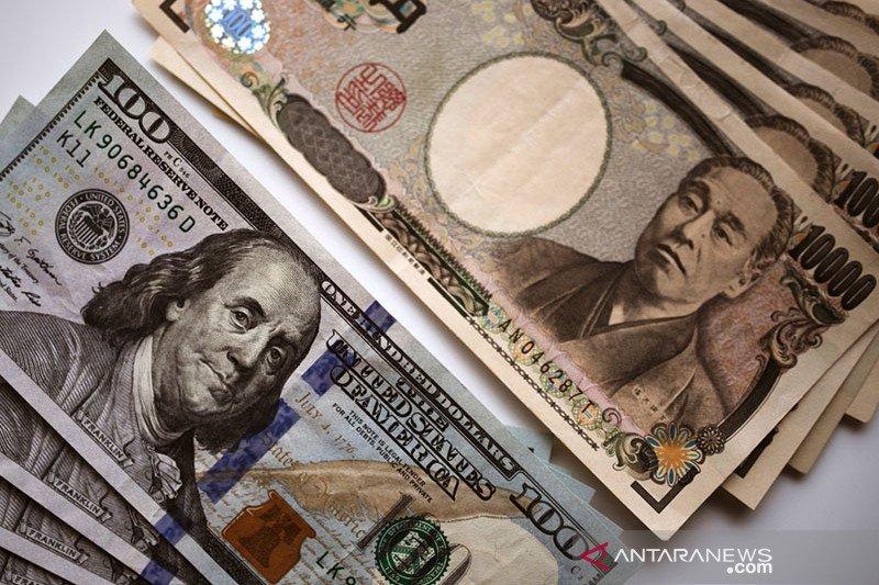 Dolar AS di kisaran paruh atas 106 yen pada awal perdagangan di Tokyo