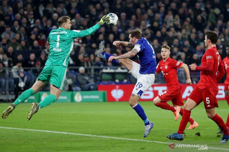 Pertandingan babak semifinal Piala Jerman ditunda