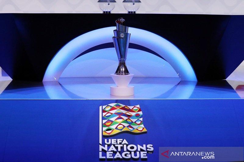 Hasil undian UEFA Nations League menyajikan pertarungan Ronaldo vs Mbappe