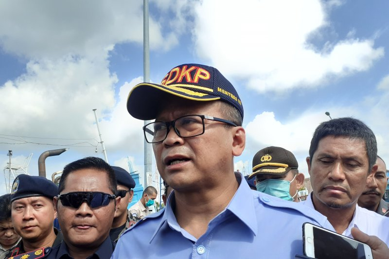"""KKP : Tidak ada kapal """"coast guard"""" China di Laut Natuna Kepri"""