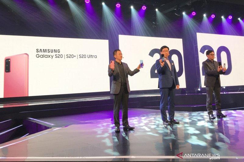 Samsung luncurkan S20 hingga Galaxy Z Flip di Indonesia, apa keunggulannya?