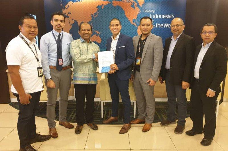 Garuda Malaysia kerjasama pelayanan kargo dengan Ansync Sdn Bhd