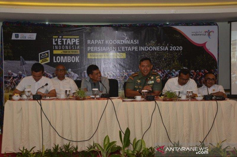 1.300 peserta dari 18 negara konfirmasi ikuti L'etape Indonesia 2020