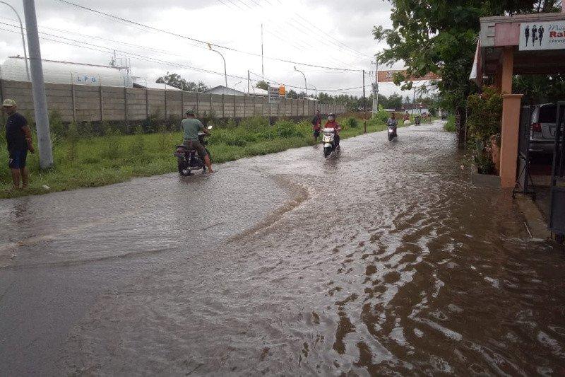 Sejumlah infrastruktur di Bantul rusak terdampak cuaca ekstrem