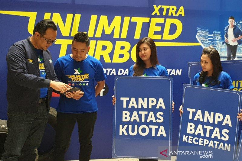 XL Axiata luncurkan fitur Xtra Unlimited Turbo