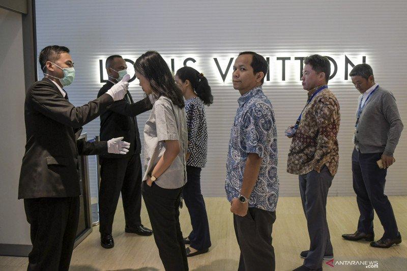 60 mal di Jakarta akan buka pada 5 Juni 2020