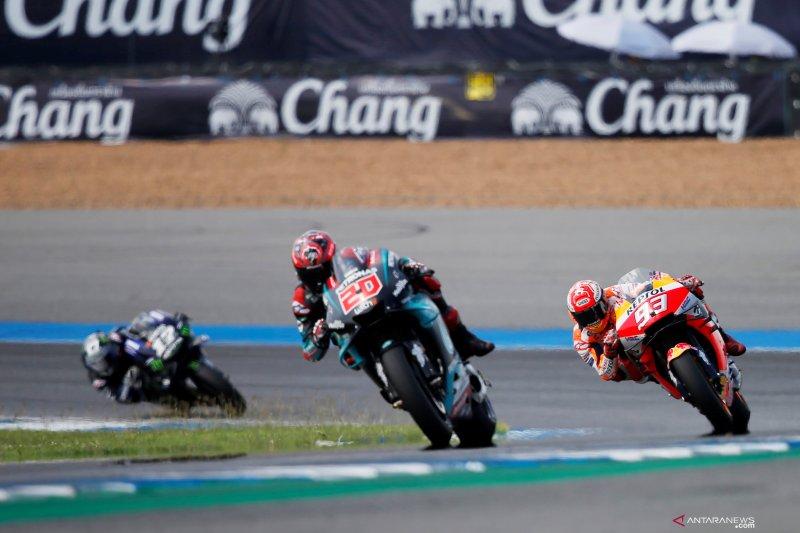 MotoGP 2020 mengeluarkan jadwal baru geser GP Thailand ke Oktober