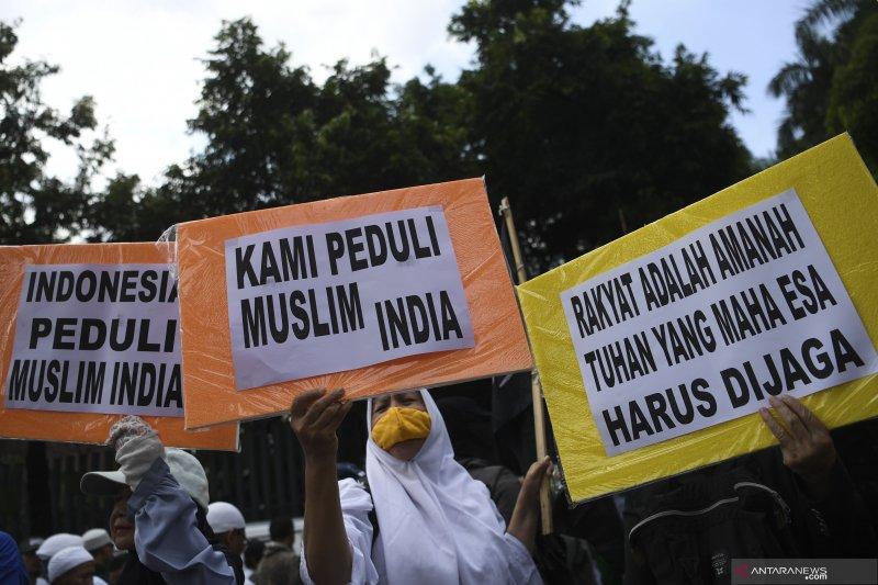 Menag: Kedepankan diplomasi untuk  kepedulian Muslim India