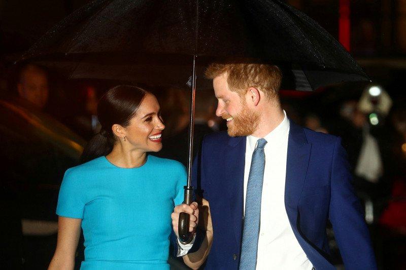 Pangeran Harry dan Meghan Markle akan menetap di Los Angeles