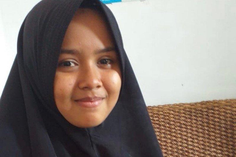 Neisya, anak buruh bangunan hafal quran 30 juz dalam tujuh bulan