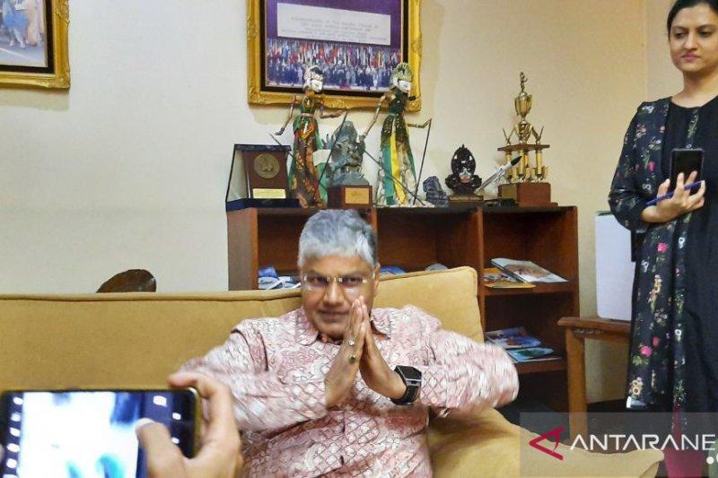 """Dubes India percayakan pada otoritas soal ancaman """"sweeping"""""""