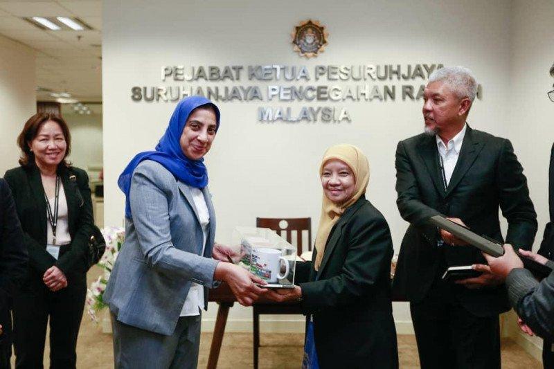 Latheefa mundur dari Ketua KPK Malaysia