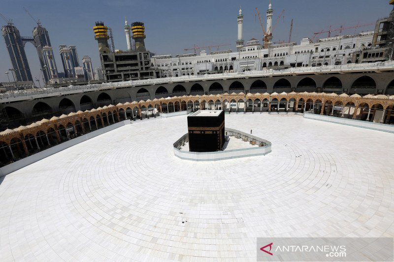 """Arab Saudi lakukan """"lockdown"""" di Makkah dan Madinah"""