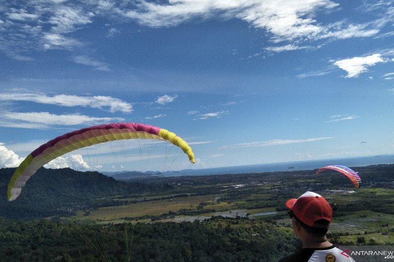 Gunung Kanter di Padang Pariaman, Sumbar potensial jadi objek wisata dirgantara