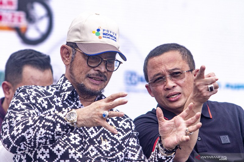 Dirut Pupuk Kujang Bambang Eka Cahyana meninggal dunia