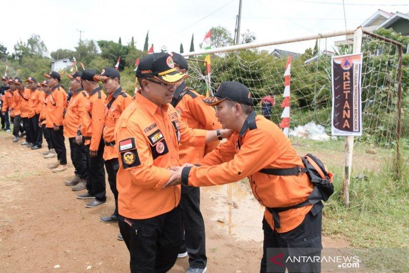 BPBD tingkatkan pemantauan wilayah rawan bencana di Cianjur