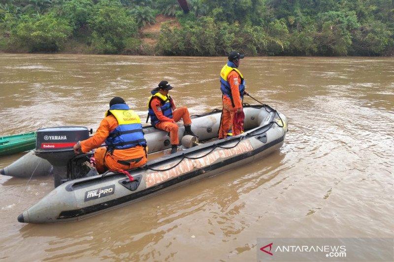 Basarnas Palembang hentikan pencarian korban tenggelam  di dua sungai