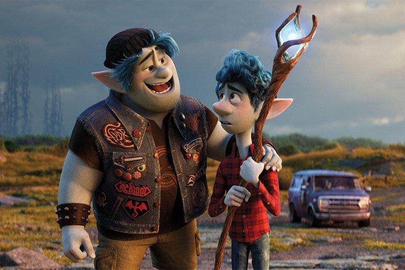 """Film """"Onward""""  hasilkan pendapatan pembukaan 40 juta dolar AS"""