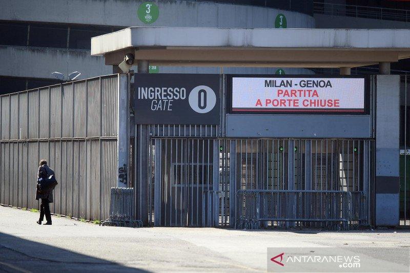 Liga Italia perpanjang masa penangguhan kompetisi serie A