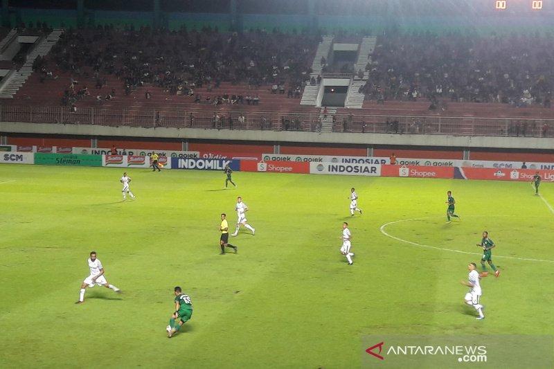 PSS Sleman menahan imbang Tira-Persikabo 0-0