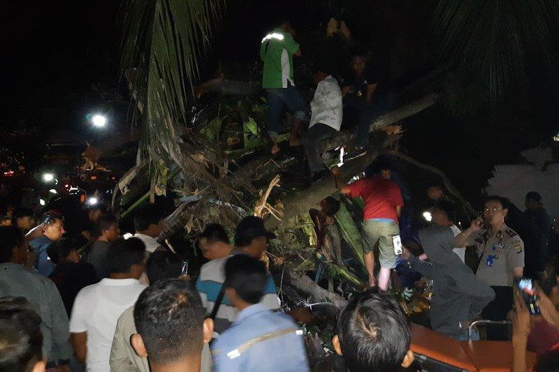 Tiga orang tewas dalam kecelakaan dekat Pelabuhan Bakauheni