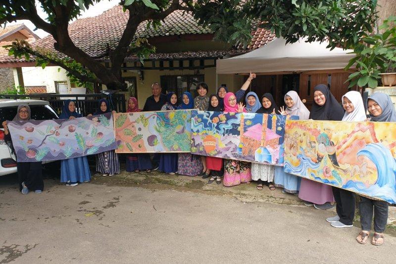 Purwakarta miliki 150 motif batik dengan makna filosofisnya