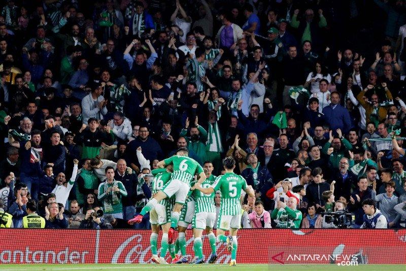 Spanyol pertimbangkan kehadiran suporter di stadion